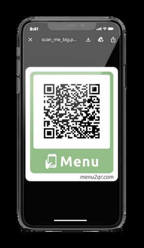 Questo è l'esempio di un QRcode creato con il nostro software.