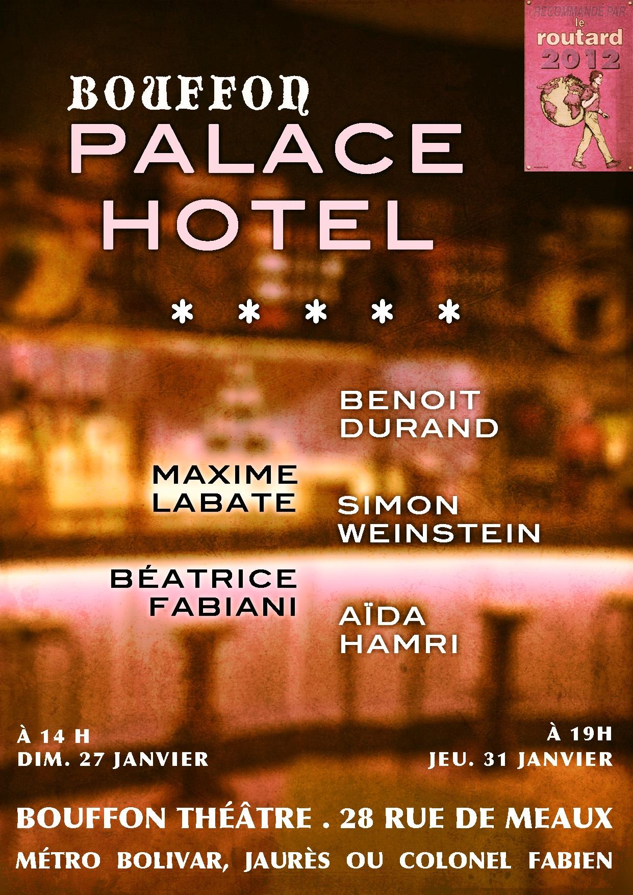 Palace Hôtel