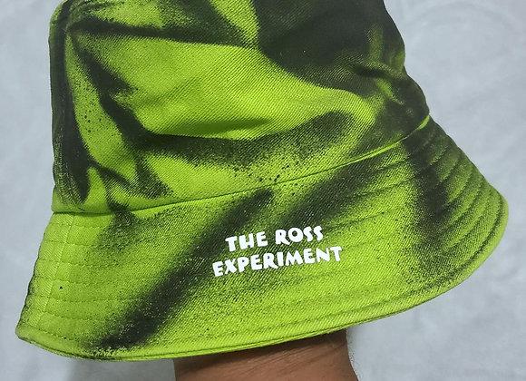 Deranged kiwi bucket hat
