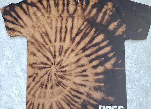 Space swirl tee (large)