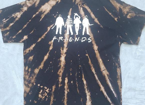 """""""FRIENDS"""" serial killer tee"""