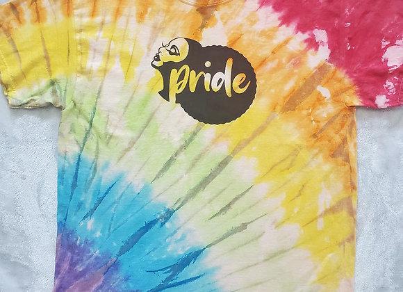 Rainbow PRIDE tee (large)