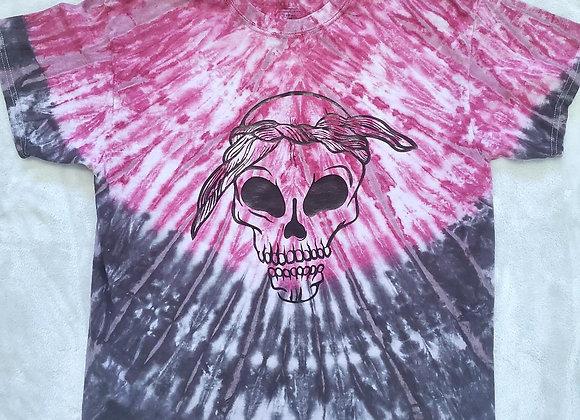 Gangsta skull tee (large)