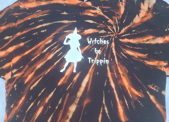 """""""Witches be Trippin"""" tee (3XL)"""