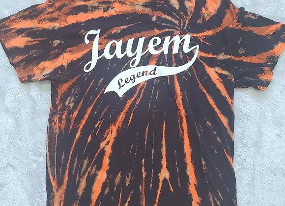 Jayem Legend reverse te