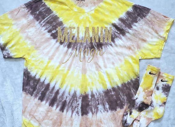 Melanin Magic tee set (XL)
