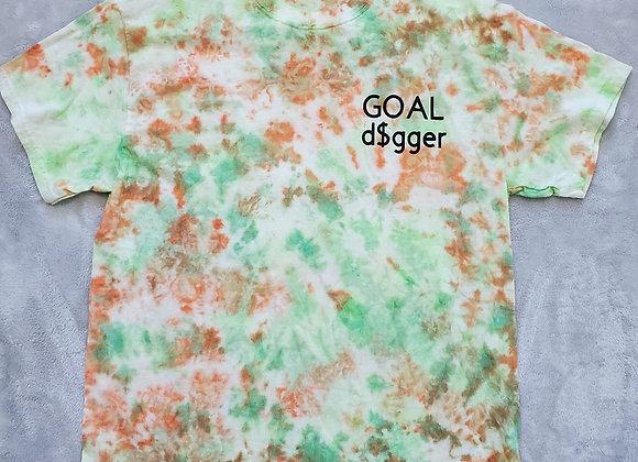 Goal D$igger tee (med)