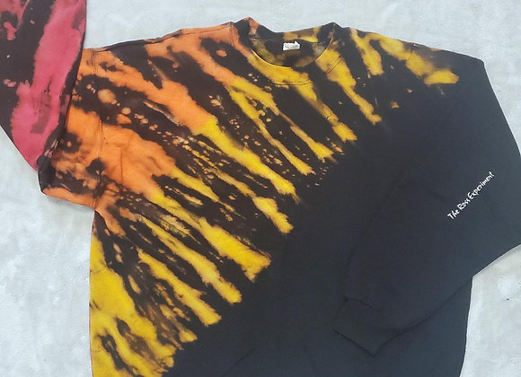 Reverse sweatshirt