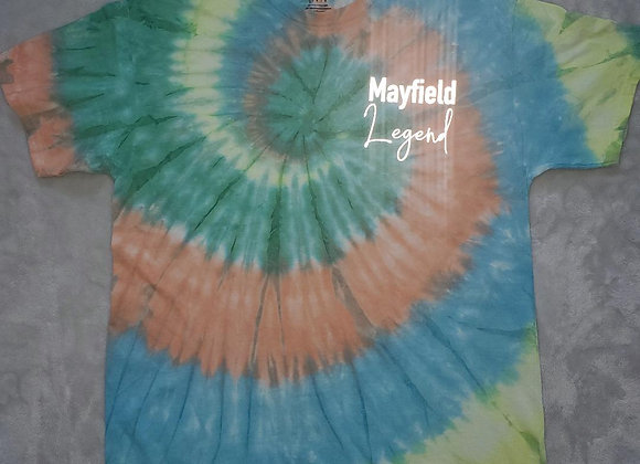 Mayfield legend tee (large)
