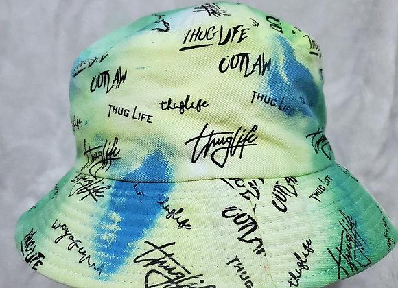 Thug Life bucket hat