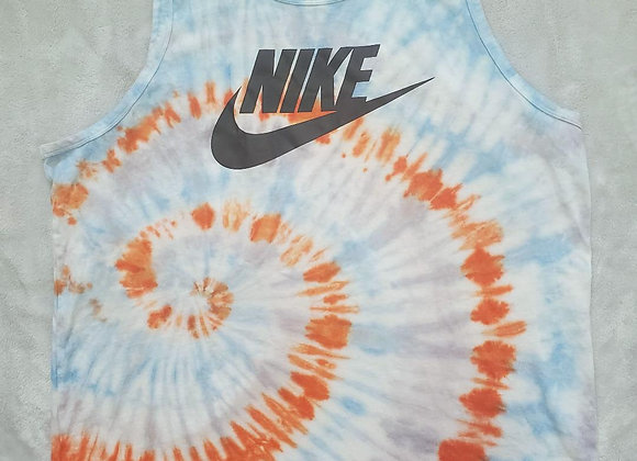 Custom authentic Nike tank top (2XL)