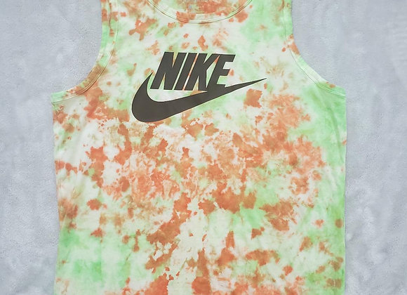 Custom authentic Nike tank top (large)