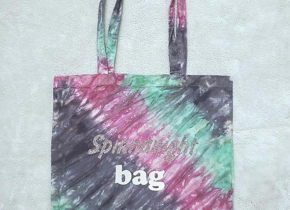 """Spinnanight Bag"" tote"