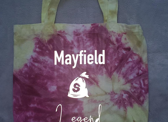 Mayfield Legend  tote bag (reflective)