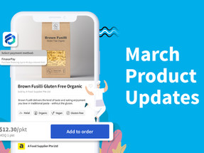 March 2021 Product Updates!