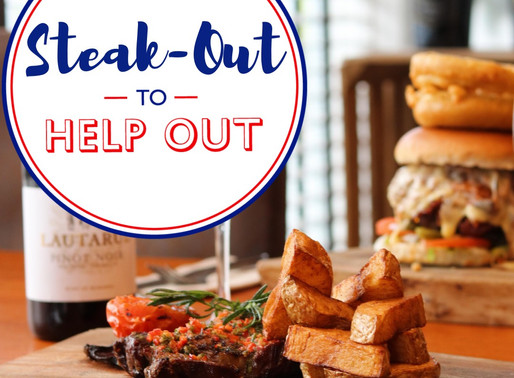 Steak-out to help out