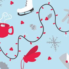 Holiday illustration