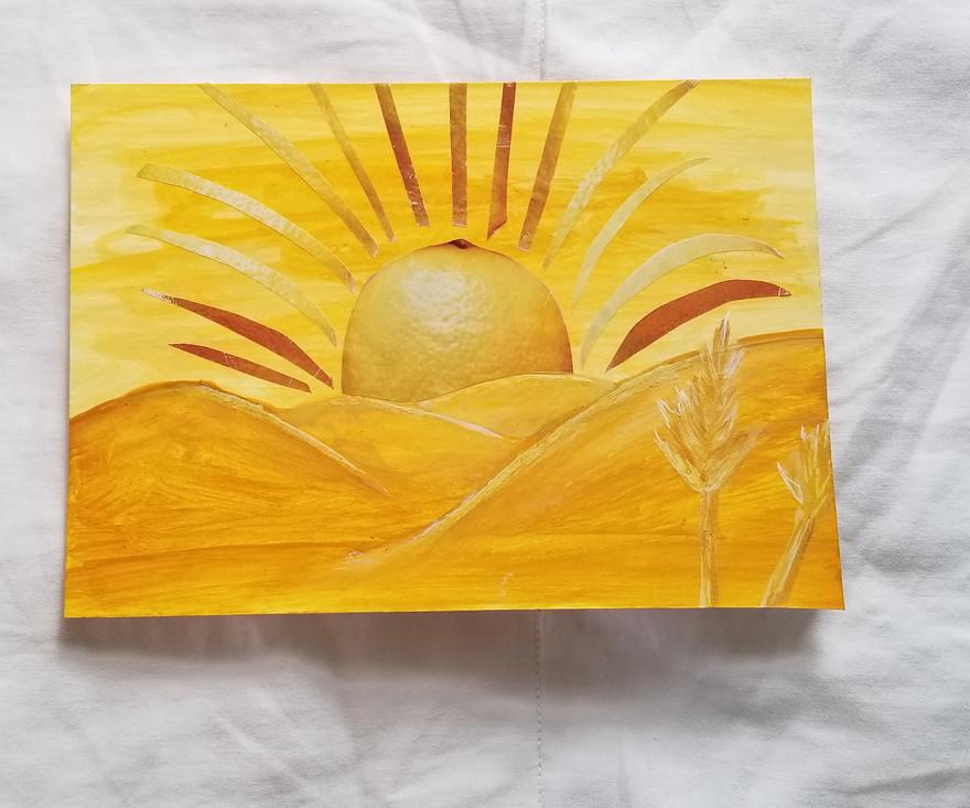 Lemon Sunbeams