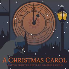 christmas carol poster closeup