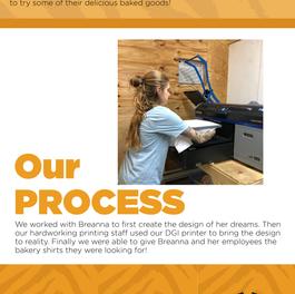 KJ sample email campaign