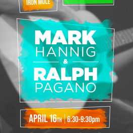 Ralph and Mark poster