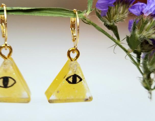 Cipher Earrings