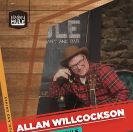 Alan Willcockson Poster