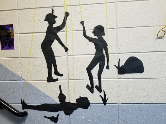 The Tempest Mural 2