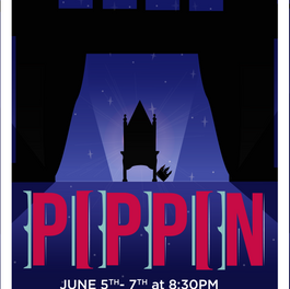 Pippin 2021 poster