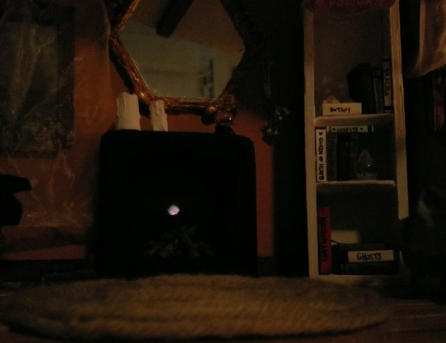House Inside Fire 3
