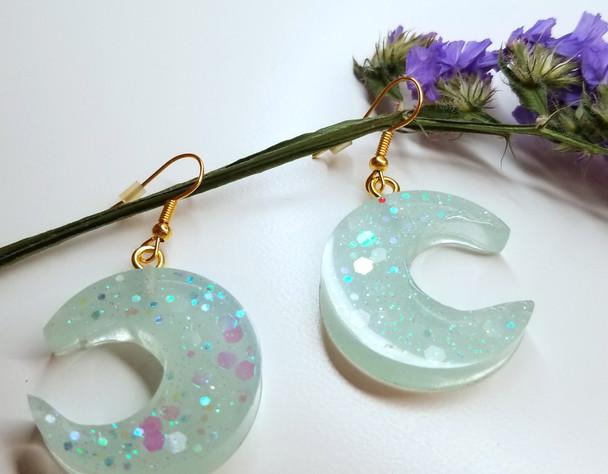 Moon Earrings 2