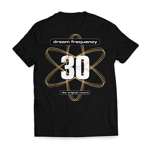 Dream Frequency 30 Album T-shirt