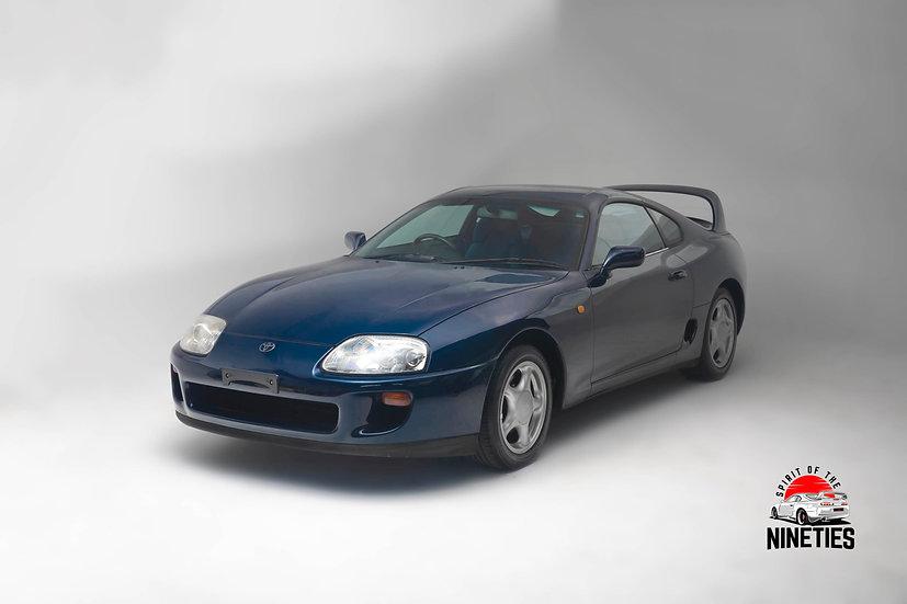 1994 Toyota Supra SZ Baltic Blue