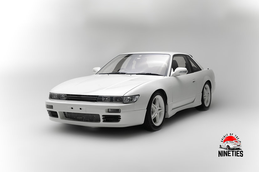 1993 Nissan Silvia S13 K's