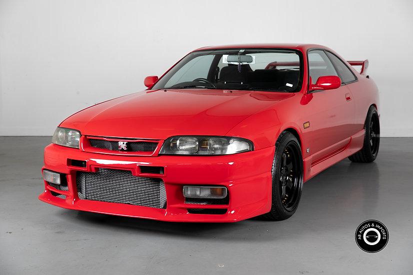 1993 Nissan Skyline GTS25T