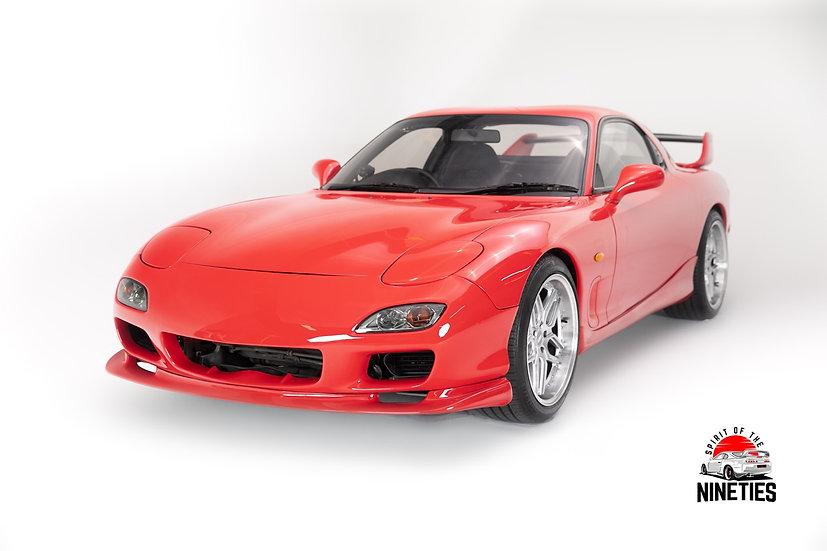 1993 Mazda RX-7 Type R