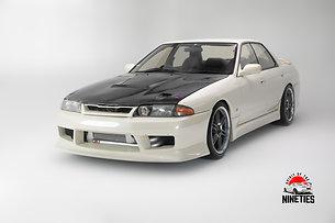 1990 Nissan Skyline GTS-T sedan