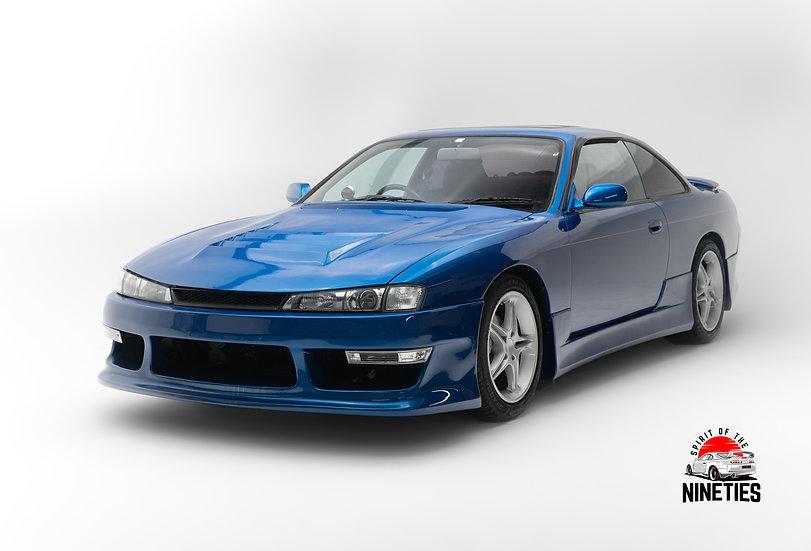 1993 Nissan Silvia S14 K's