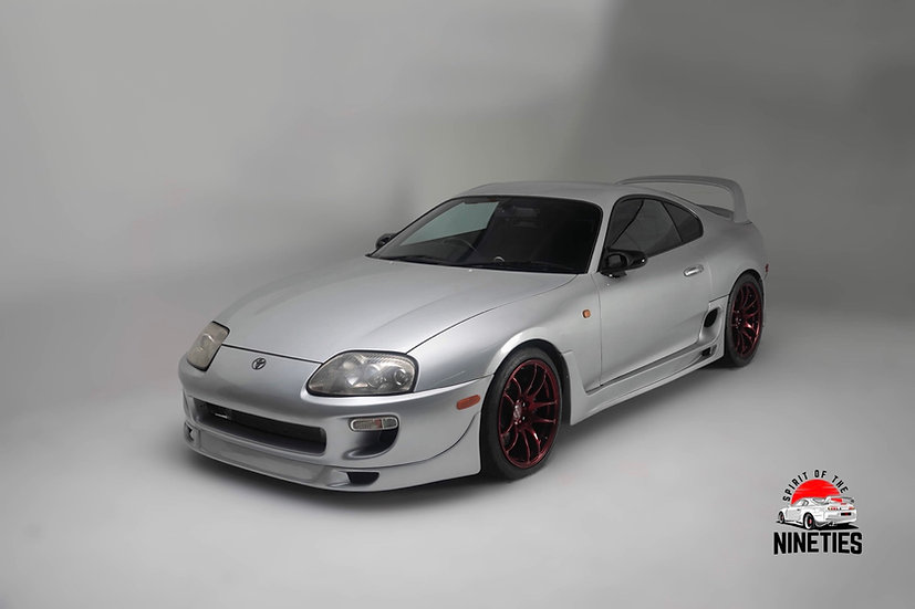 1996 Toyota Supra RZ-S single turbo