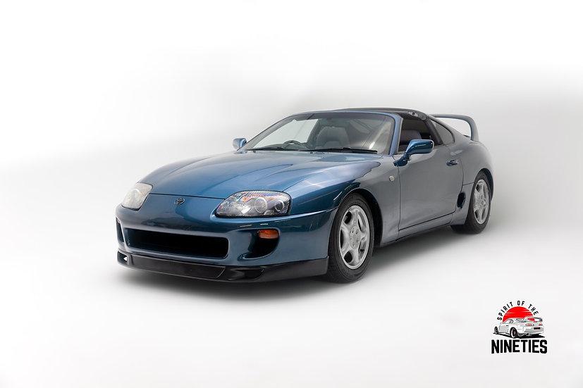 1994 Toyota Supra targa top