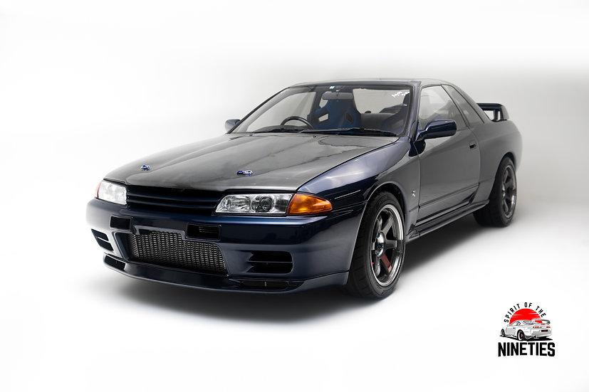 1992 Nissan Skyline GT-R TH1 700WHP