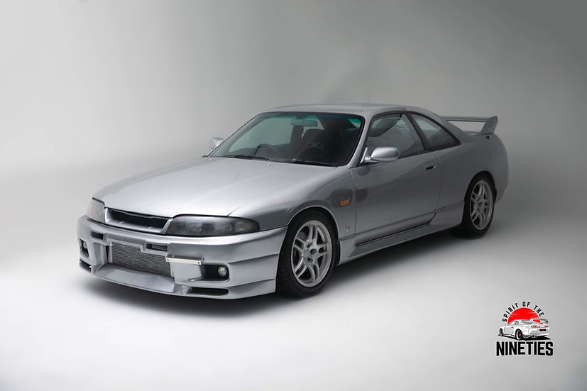 1996 Nissan Skyline GTS25T M-Spec II
