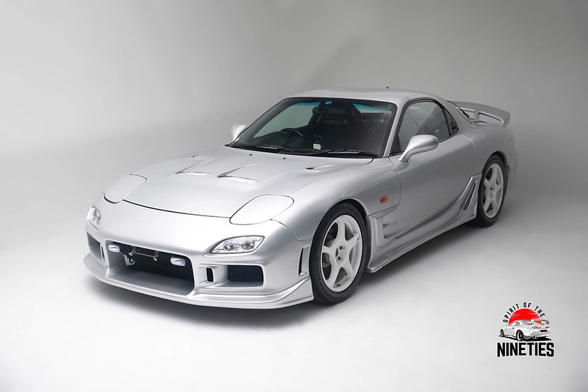 1996 Mazda RX-7 Type RS