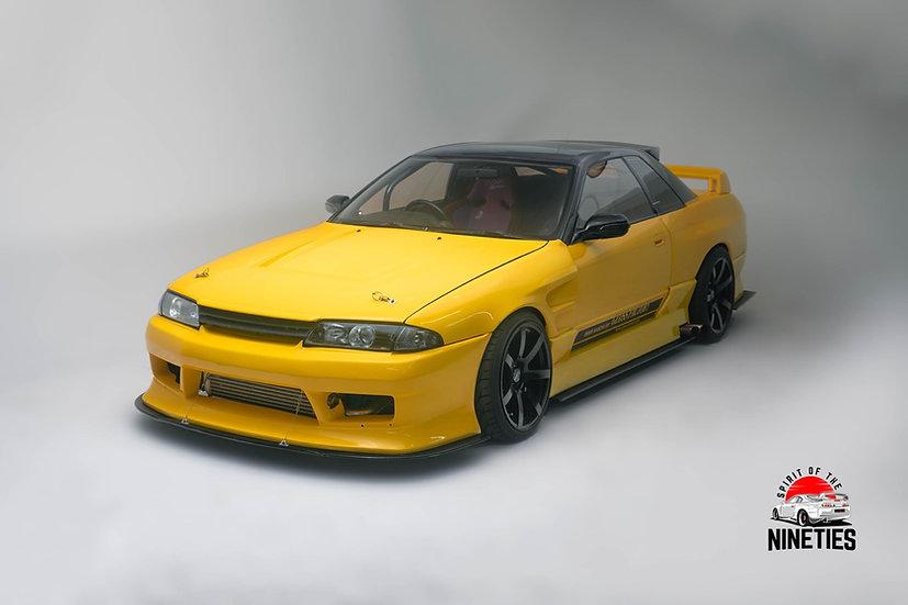 1992 Nissan Skyline GTS-T RB25