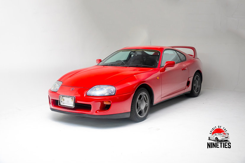 1993 Toyota Supra RZ 6 speed