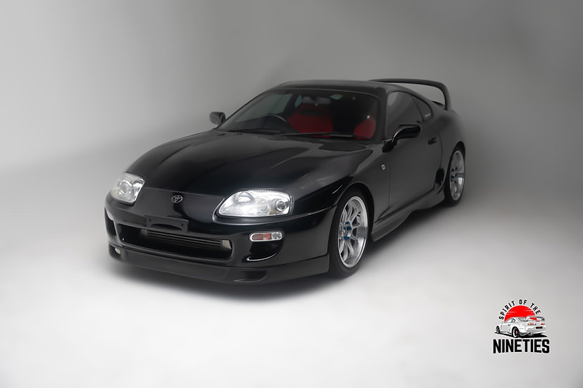 1994 Toyota Supra RZ 6 speed