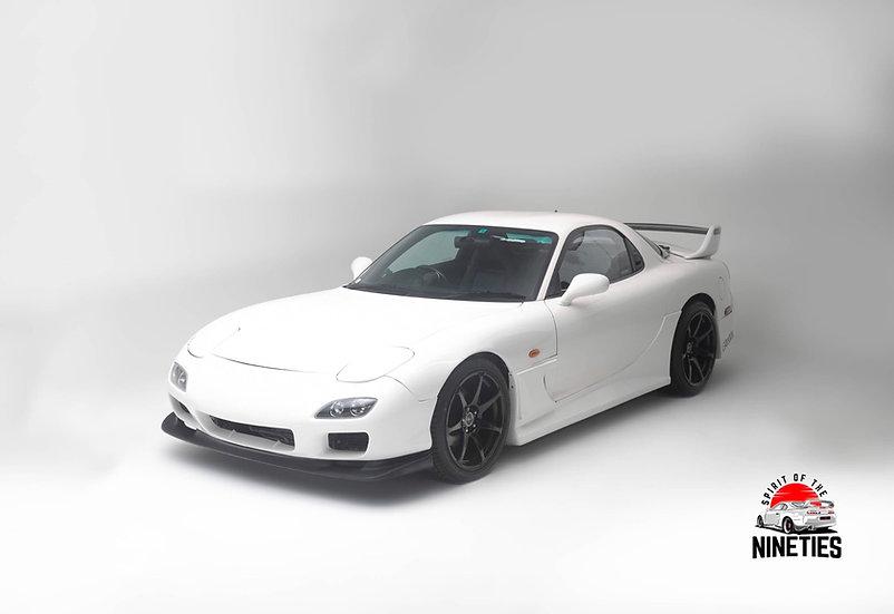 1995 Mazda RX-7 Type R Bathurst X