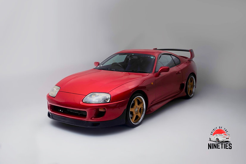 1995 Toyota Supra SZ