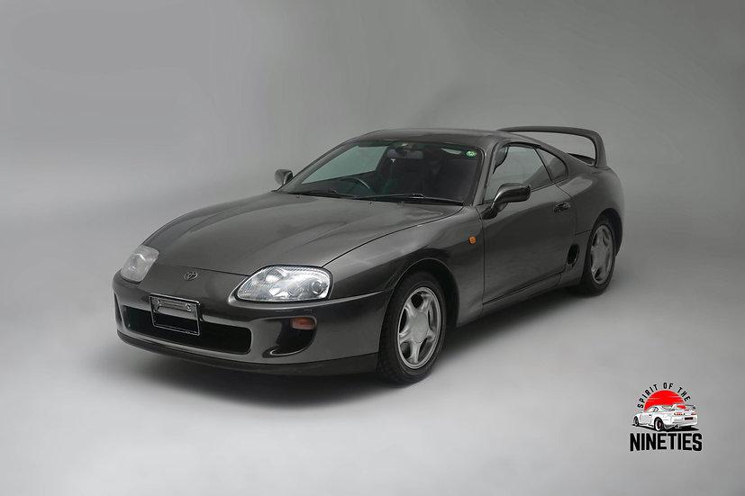 1994 Toyota Supra SZ Anthracite
