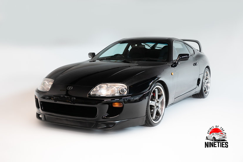 1994 Toyota Supra SZ 5 speed